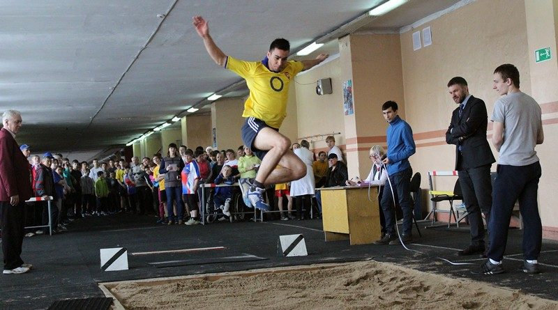 8 февраля пройдут Чемпионат и Первенство по легкой атлетике в закрытых помещениях среди лиц с ОВЗ, инвалидов
