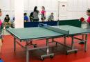 В Красноярске пройдут соревнования по настольному теннису среди лиц с нарушением слуха