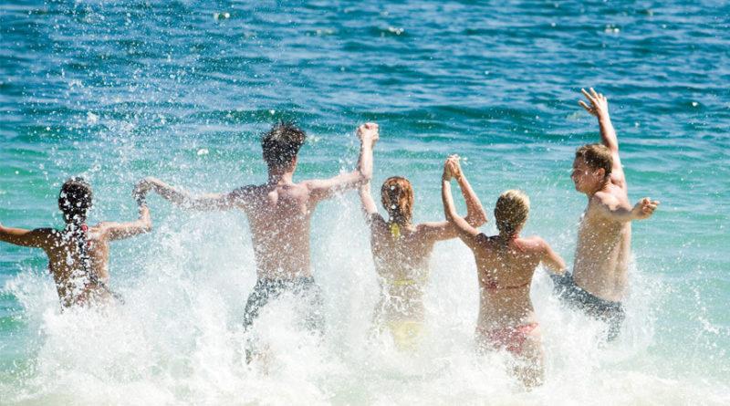Основные правила поведения на воде в летний период для детей и взрослых